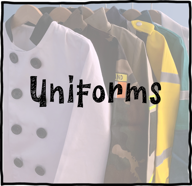 Little uniforms